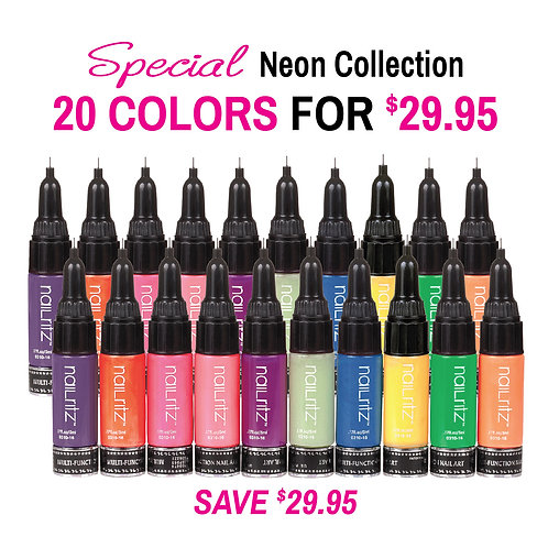 NEON COLLECTION SPECIAL