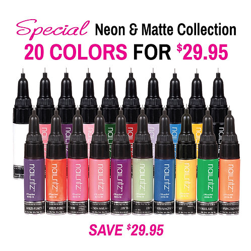 MATTE & NEON COLLECTION SPECIAL