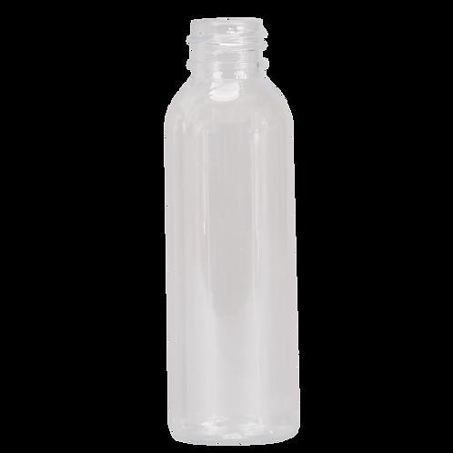2.03oz 60ml Clear Bottle