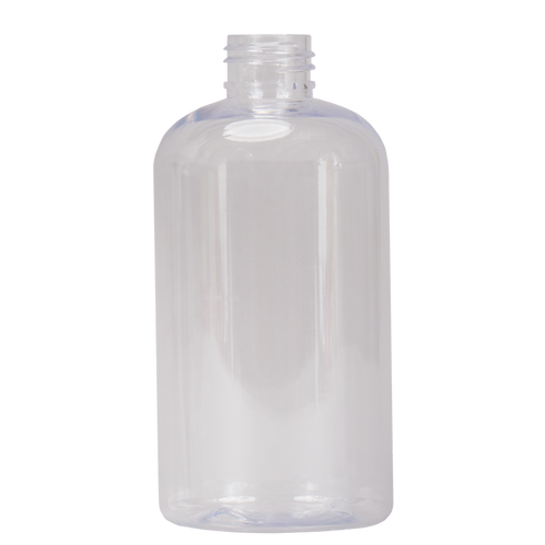 8oz 250ml Clear Bottle