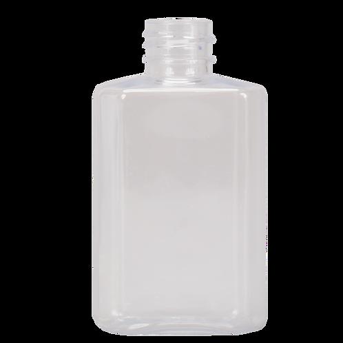 2.7oz 80ml Clear Bottle