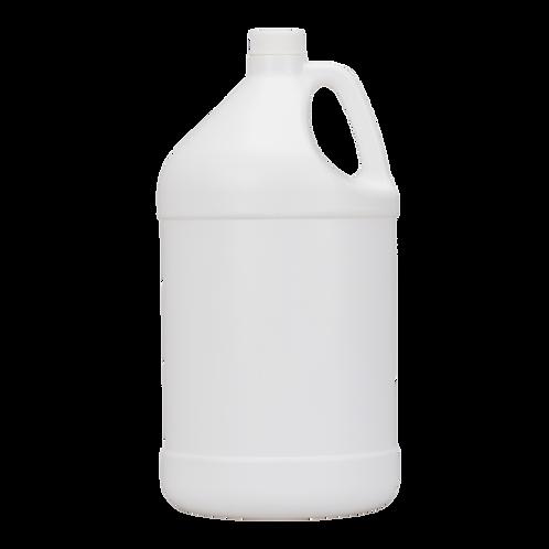 128oz 3786ml White Bottle
