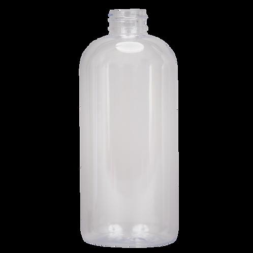 16oz 500ml Clear Bottle