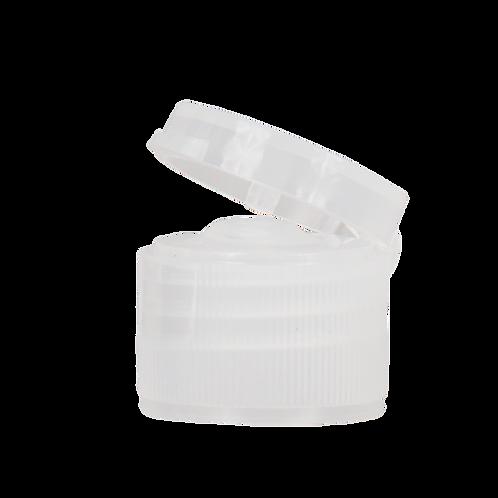 20/410 Clear Flip Cap