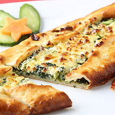 SPINACH PİZZA