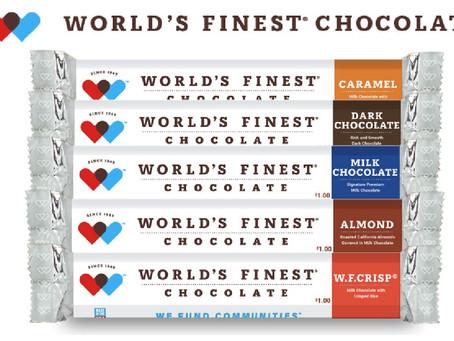 World's Finest Chocolate - Fundraiser