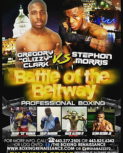 Nov. 12th get your tickets to the battle