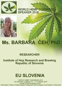 WHC18_-_SPEAKER_Ms._Barbara_Čeh_SLOVENIA