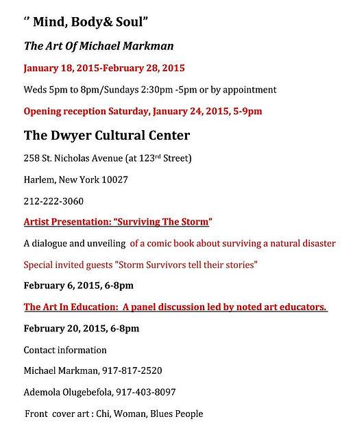 Dwyer Cultural Center