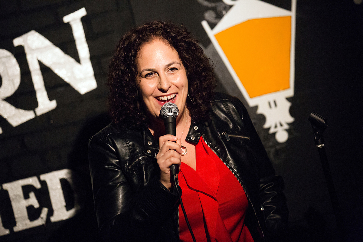 Rachel Green at Lantern Comedy