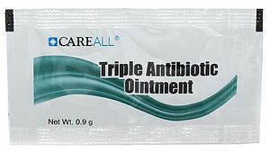 0.9g CareALL Triple Antibotic Ointment T
