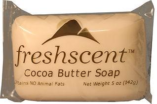 5oz Freshscent Cocoa Butter Soap (Vegeta
