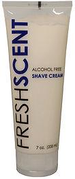7 oz. Freshscent Brushless Shave Cream.j