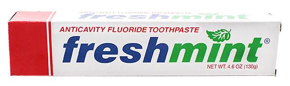 4.6 oz. Freshmint Fluoride Toothpaste (i