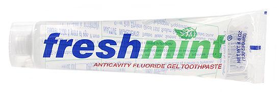 4.6 oz. Freshmint Clear Gel Toothpaste.j