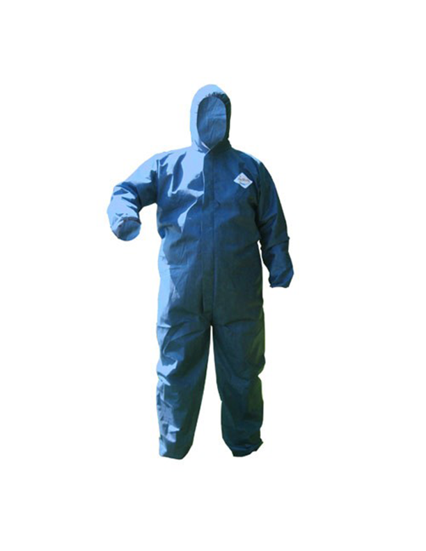 ProWorks® Breathable Dry Particulate and Splash SMS Coveralls 12 pcs/case