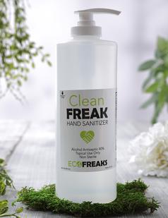 Clean Freak Hand Sanitizer Orange Scent 32 oz. comes in Pump, Flip or Screw Top