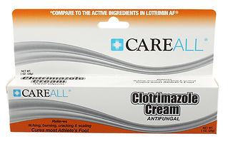 1 oz. CareALL Antifungal Clotrimazole Cr