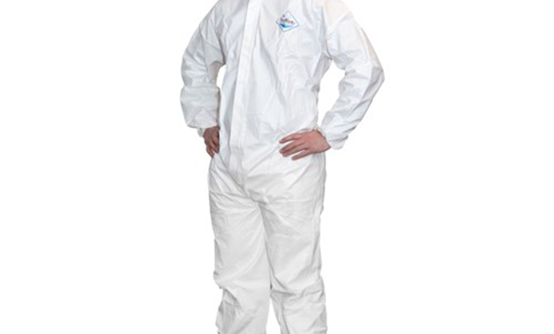 ProWorks® Breathable Liquid and Particulate Microporous Coveralls 12 pcs/case