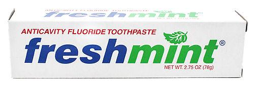 2.75 oz. Freshmint Fluoride Toothpaste (