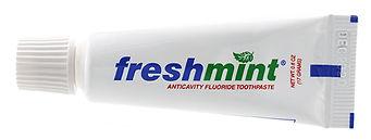 0.6 oz. Freshmint Fluoride Toothpaste (l