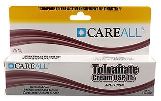 1 oz. CareALL Antifungal Tolnaftate Crea