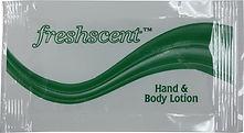 0.25 oz. Freshscent Hand and Body Lotion