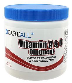 15 oz. CareALL Vitamin A & D Ointment Ja