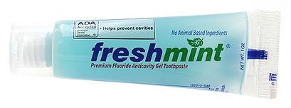 1 oz ADA Approved Freshmint Premium Clea