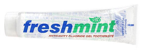 6.4 oz. Freshmint Clear Gel Toothpaste.j