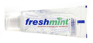 .6 oz. Freshmint Clear Gel Toothpaste.jp