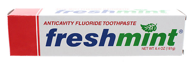 6.4 oz. Freshmint Fluoride Toothpaste (i