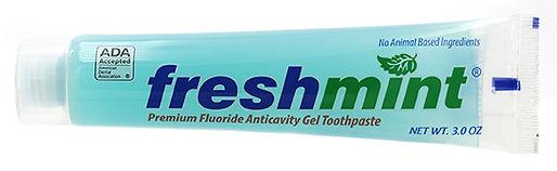 3 oz ADA Approved Freshmint Premium Clea