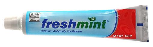 3 oz ADA Approved Freshmint Premium Anti