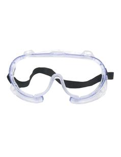 Bollé Safety G16 Anti-Fog Goggles Indirect-Vented Adjustable Strap 75 g