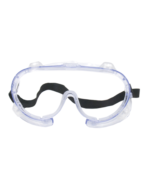 Bollé Safety G16 Anti-Fog Goggles Indirect-Vented Adjustable Strap 75 g