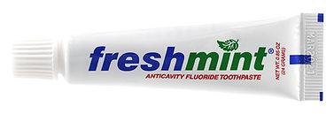 .85 oz. Freshmint Fluoride Toothpaste (l