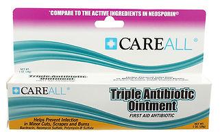 1 oz. CareALL Triple Antibotic Ointment