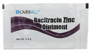 0.9g CareALL Bacitracin Ointment BACP9.j