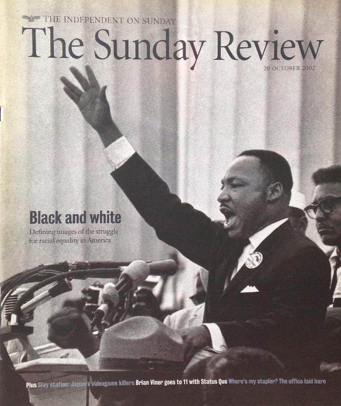 Cover credit: Bob Edelman/Magnum