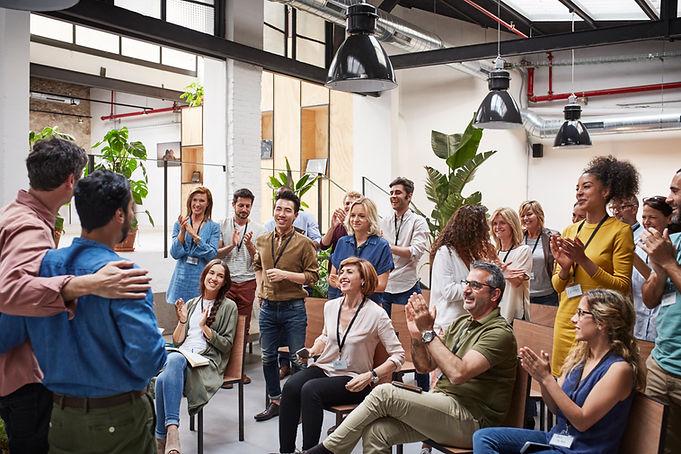 Mensen uit het bedrijfsleven juichen toe