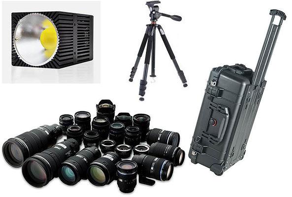 High Speed Camera Accessories
