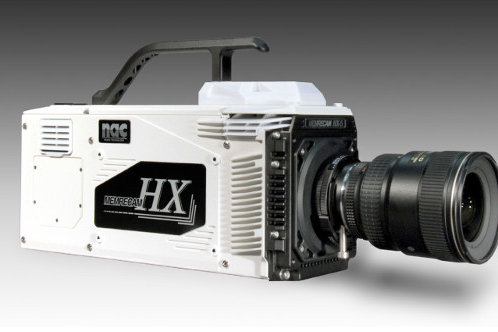 HX-5   - 2560 x 1920 resolution - max 509,000 fps