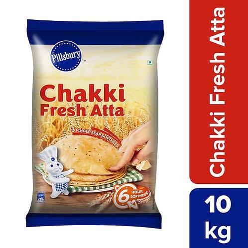 Pillsburry Chakki Fresh Atta 10kg