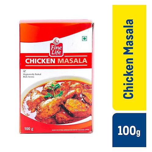 Fine Life Chicken Masala 100g