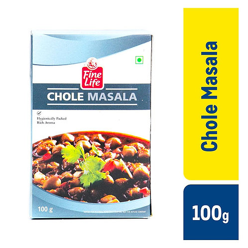 Fine Life Chole Masala 100g