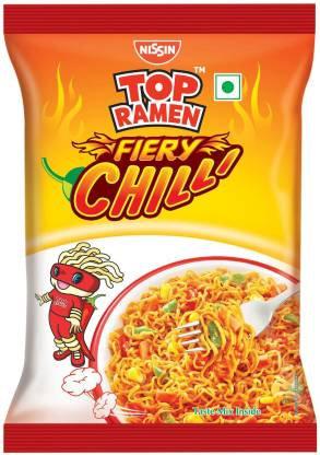 Top Ramen Fiery Chili 70g