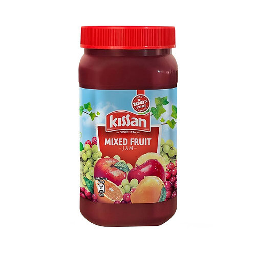 Kissan Mixed Fruit Jam 1kg