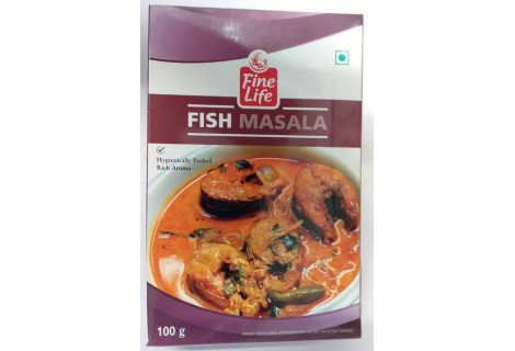 Fine Life Fish Masala 100g