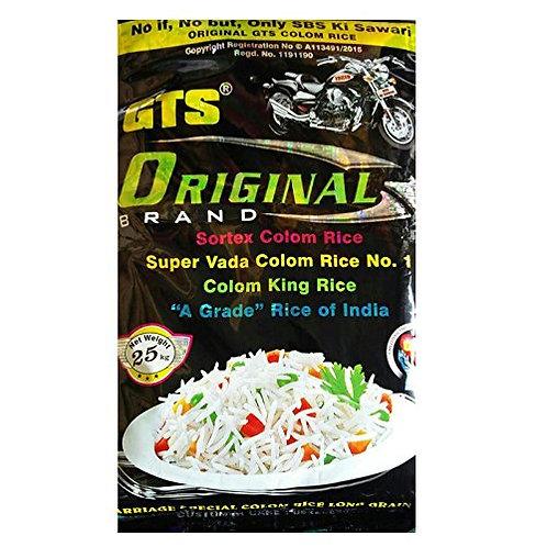 GTS Original Bullet Colom Rice 25kg